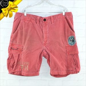 True Religion Distressed Shorts ~a0j-53p0b3c0ko